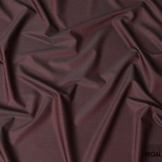 Barn red plain Super 140's All wool Italian suiting fabric-D6655