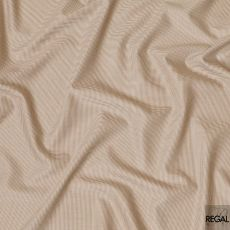 Beige blended suiting fabric with khaki checks design-D8194