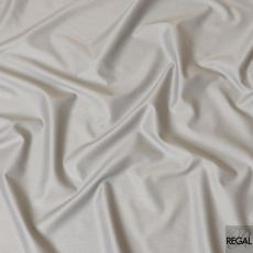 Abalone grey Swiss 100% cotton shirting fabric in twill weave-D7422