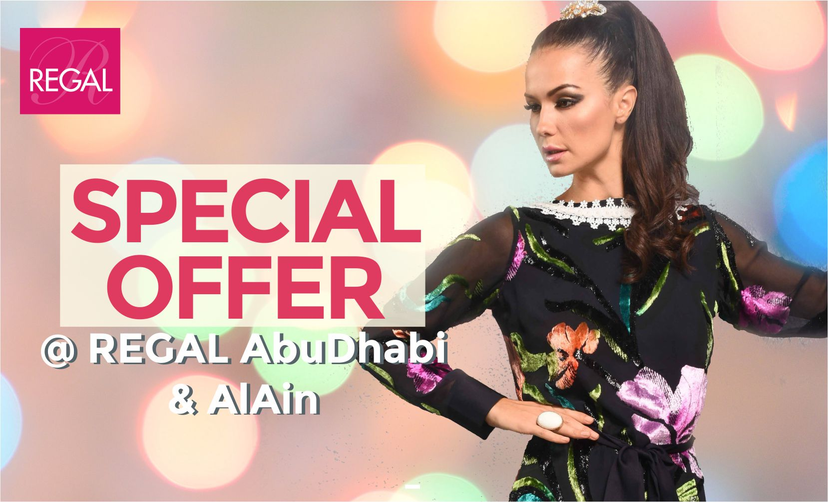 Special Offer at Abu Dhabi and Al Ain